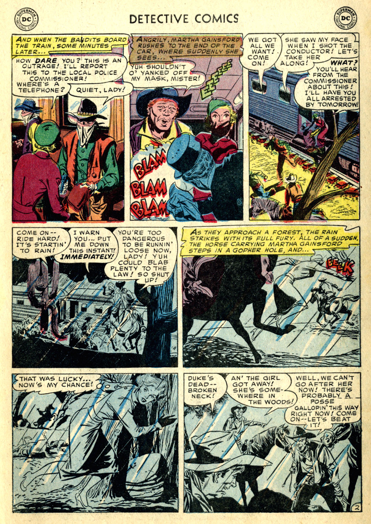 Detective Comics (1937) 192 Page 34