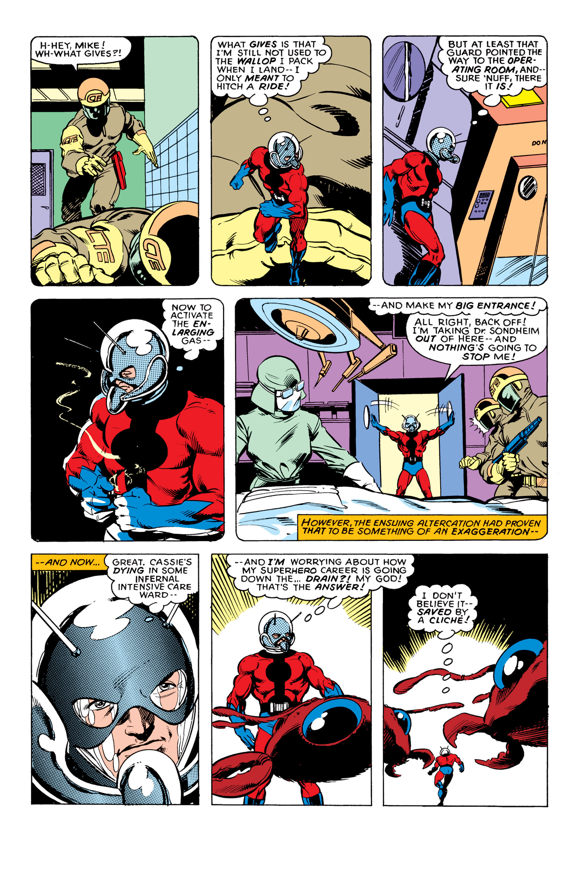 Read online Ant-Man comic -  Issue #Ant-Man _TPB - 17