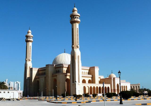 Gambar Masjid di negara Bahrein