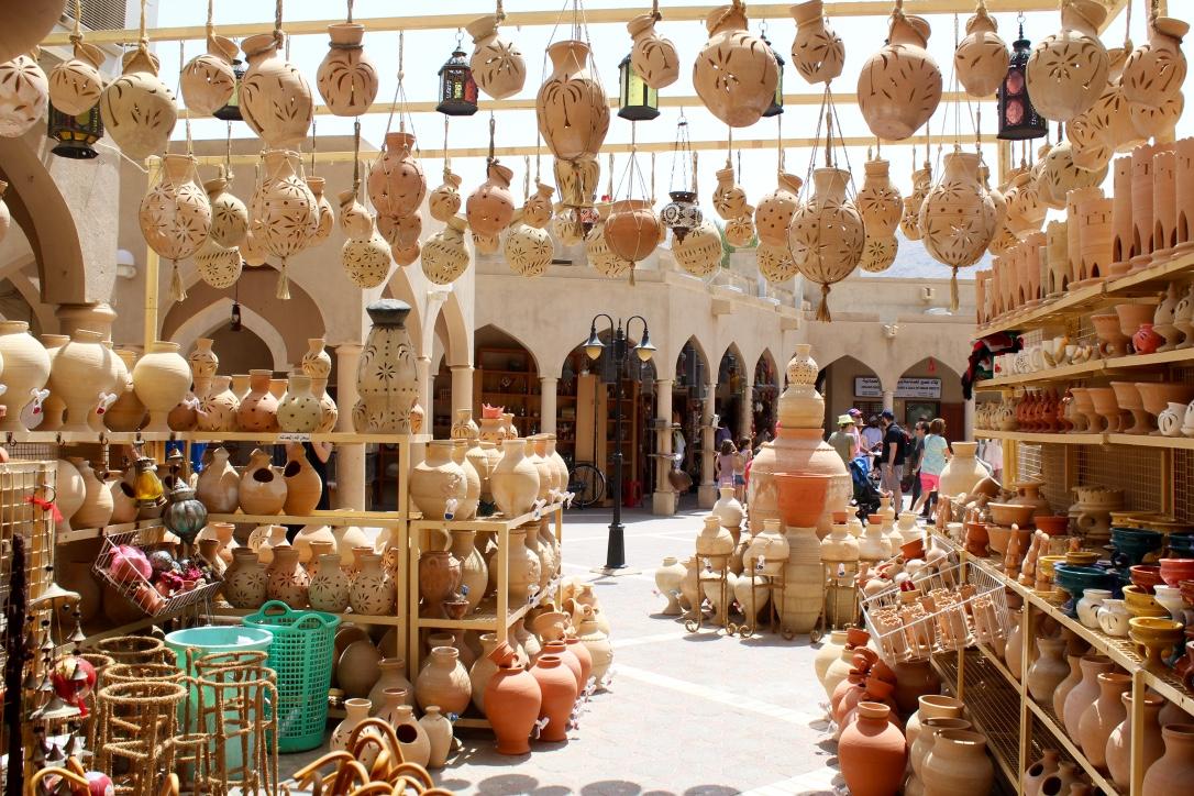 Oman Nizwa Souq And Fort