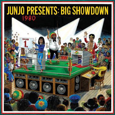 JUNJO PRESENTS: BIG SHOWDOWN (2016)