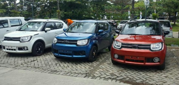 Suzuki Ignis Dwi Warna Ini Harus Di-Inden Konsumen Selama Sebulan!
