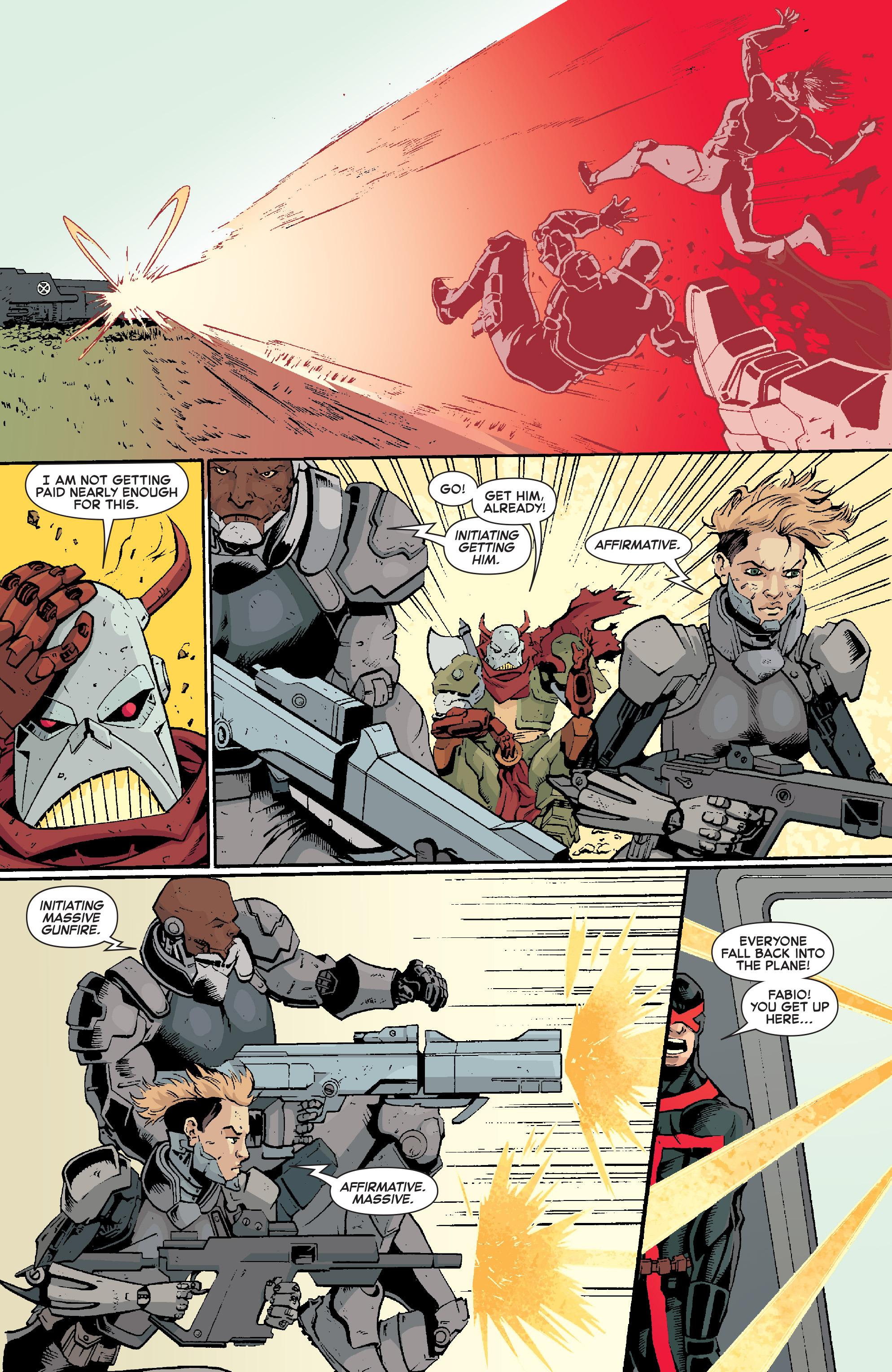 Read online Uncanny X-Men (2013) comic -  Issue # _Special 1 - 12