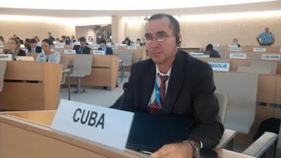 Réplica de Cuba a la delegación de Estados Unidos