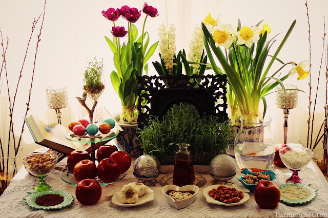 Nowruz - Persian New Year Celebration