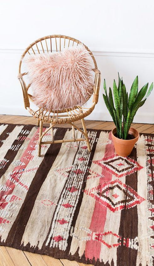 boho-chic decoration