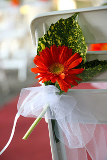 Dettagli Matrimonio in Arancione Castello dei Solaro