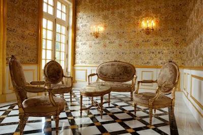 Inside the £200million French chateau of Saudi Arabia crown prince Bin Salman