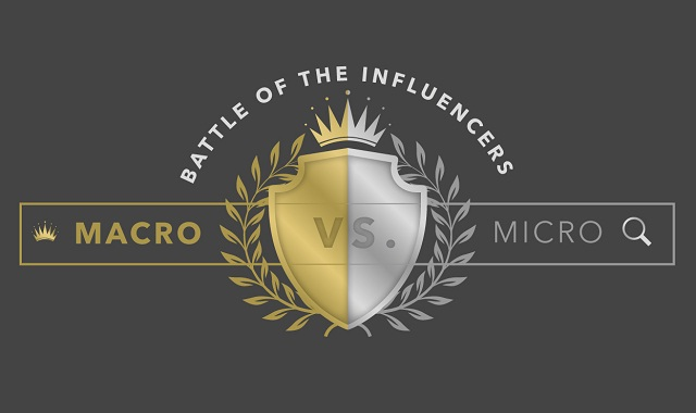 Battle of the Influencers Macro Vs. Micro