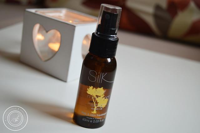 Serum do włosów i skóry głowy Silk oil of marocco