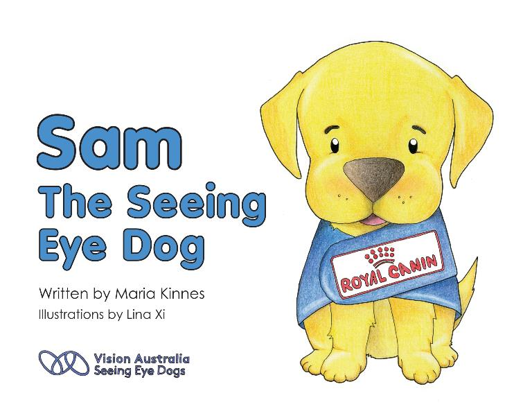 Seeing Eye Dog Children S Book