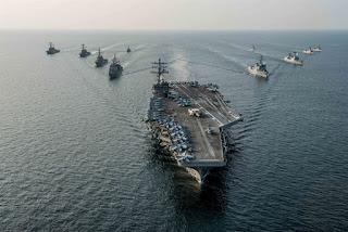 USS Ronald Reagan Carrier Strike Group
