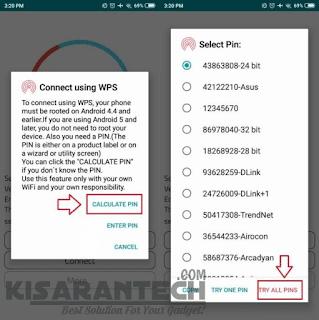 cara mengetahui password wifi tanpa root