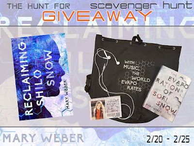 Reclaiming Shilo Snow Scavengar Hunt Grand Prize Giveaway image