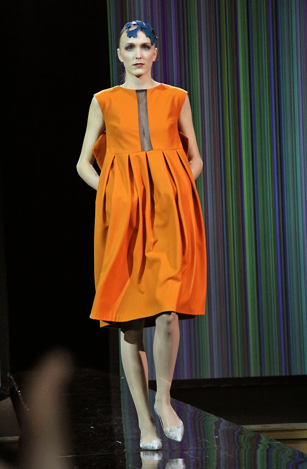 Iris Janvier. Tallinn Fashion Week, Day 2.