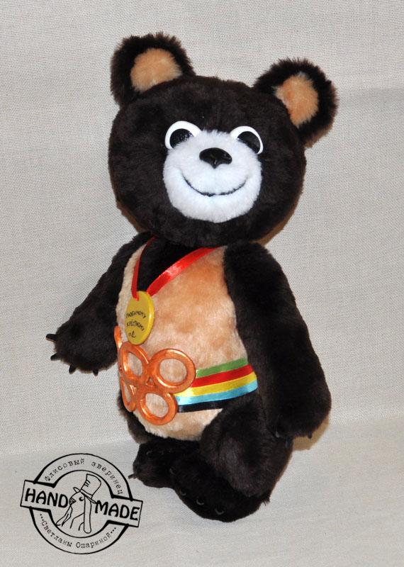Олимпийский мишка 2014 своими руками фото 753