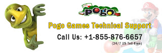Pogo game support