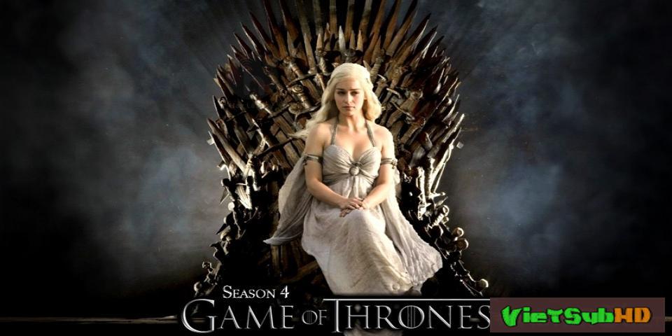 Trò Chơi Vương Quyền 4 - Game Of Thrones ( Season 4 )