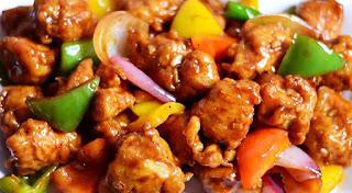 Chicken marinated recipe