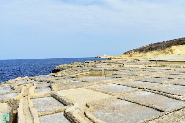 Salinas de Gozo, Malta