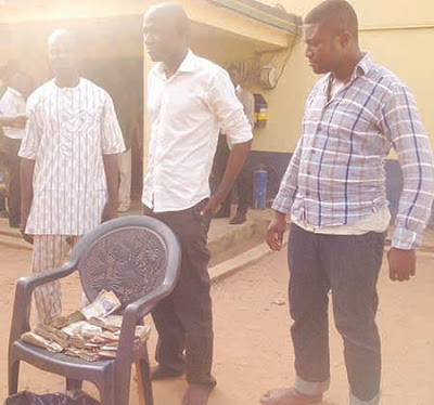 money doublers operating inside church benue state