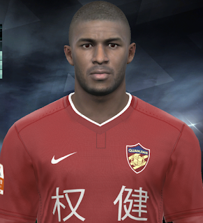 PES 2017 Faces Anthony Modeste by Facemaker Huseyn
