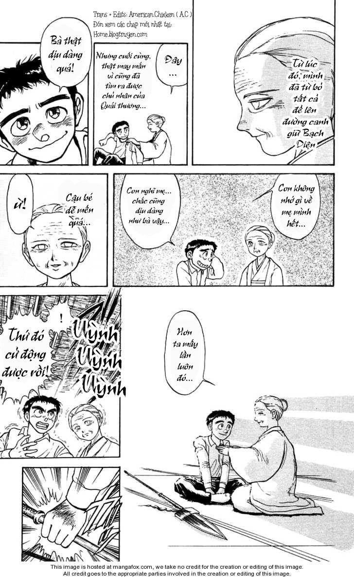 Ushio and Tora Chap 142 - Truyen.Chap.VN