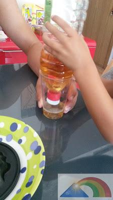 Preparación del vinagre