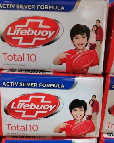 Lifeboy Sabun 80g Merah