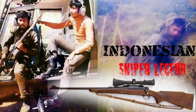 Mengagumkan..! Inilah Kehebatan SANG LEGENDA, SNIPER ELIT Berkaliber DUNIA Dari Indonesia..