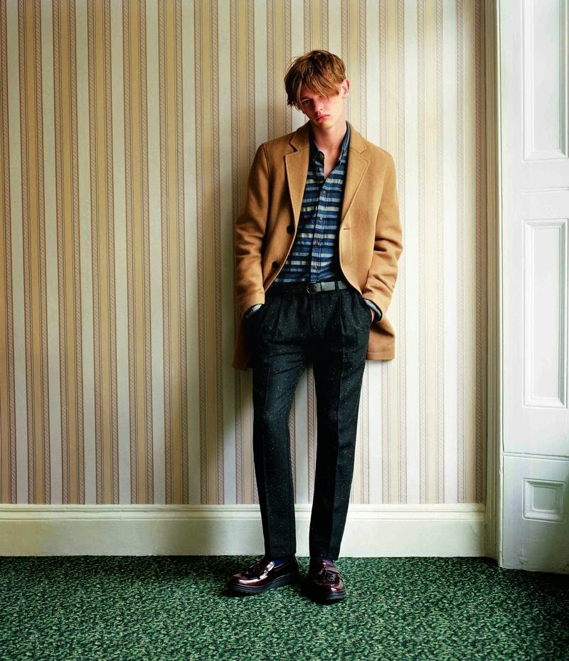 Topman Fall/Winter 2014 Campaign