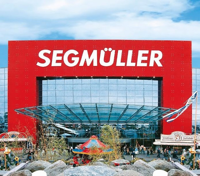 Segmüller Megastore Weiterstadt