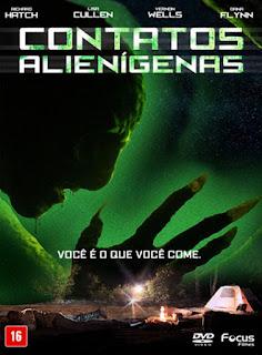 Contatos Alienígenas - DVDRip Dual Áudio