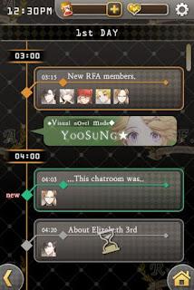 Mystic Messenger Apk v1.6.9 Mod (Infinite HourGlass/Vip Unlocked)