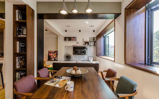 Thiết kế chung cư đẹp - Mẫu số 6