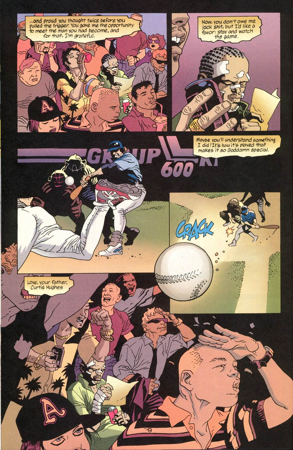 Read online 100 Bullets comic -  Issue #19 - 11