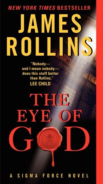 Review: The Eye of God by James Rollins