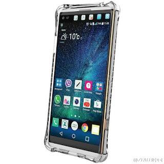LG V20 Front
