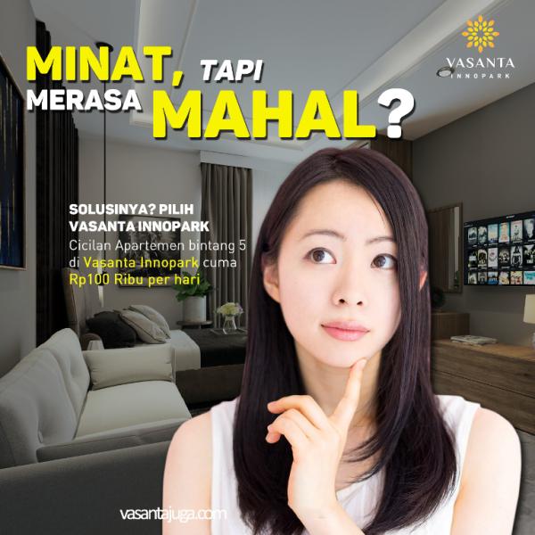 Vasanta Innopark Kawasan Mm2100 Cibitung Bekasi