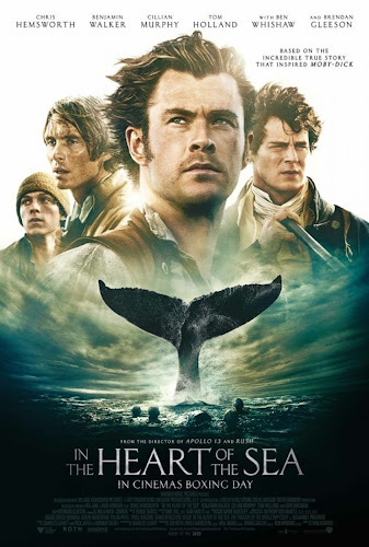 In the Heart of the Sea (BRRip 720p Dual Latino / Ingles) (2015)