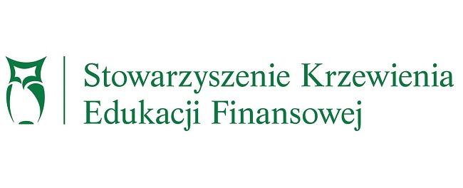 Logo Stowarzyszenia Krzewienia Edukacji Finansowej