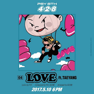 Psy – Love (Feat Taeyang)