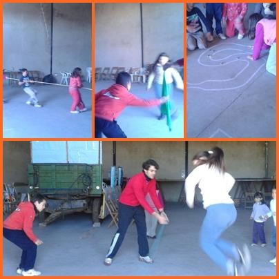 Ludoteca De Cristina Actividades Deportivas Juegos Populares Navidenos