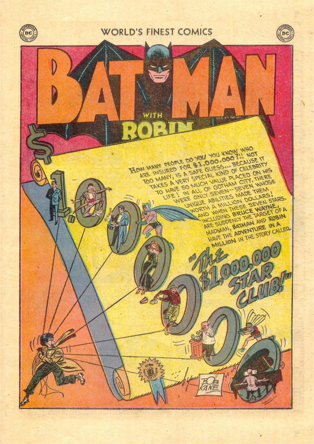 Read online World's Finest Comics comic -  Issue #52 - 63
