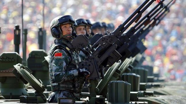 China reitera su apoyo a Siria en su lucha contra el terrorismo