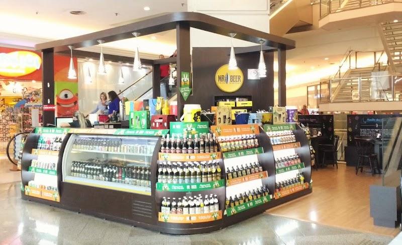Mr. Beer inaugura unidade no Shopping Ibirapuera