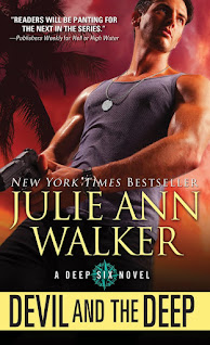 Book Review: Devil and the Deep (Deep Six #2) by Julie Ann Walker