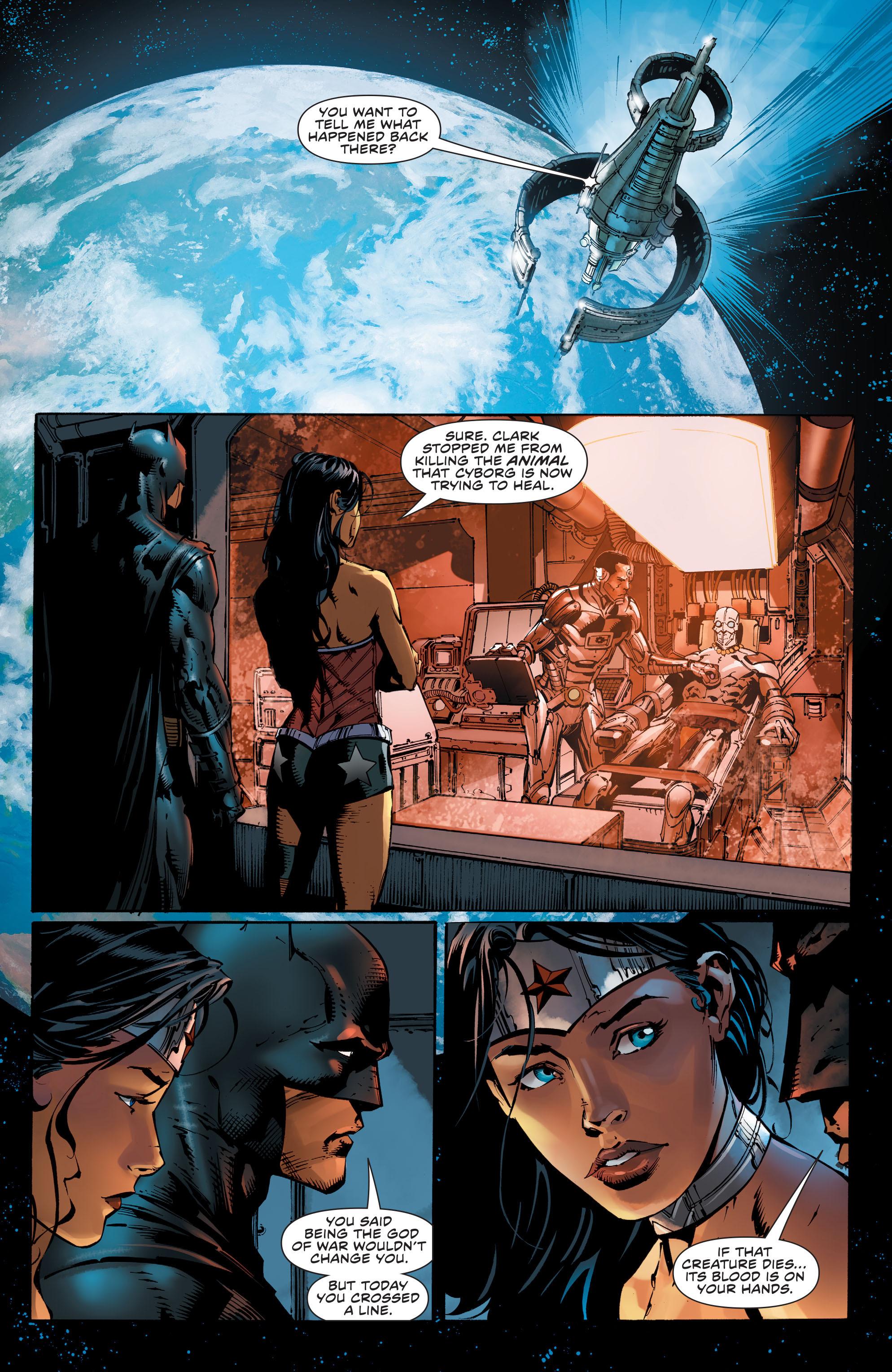 Read online Wonder Woman (2011) comic -  Issue #39 - 11