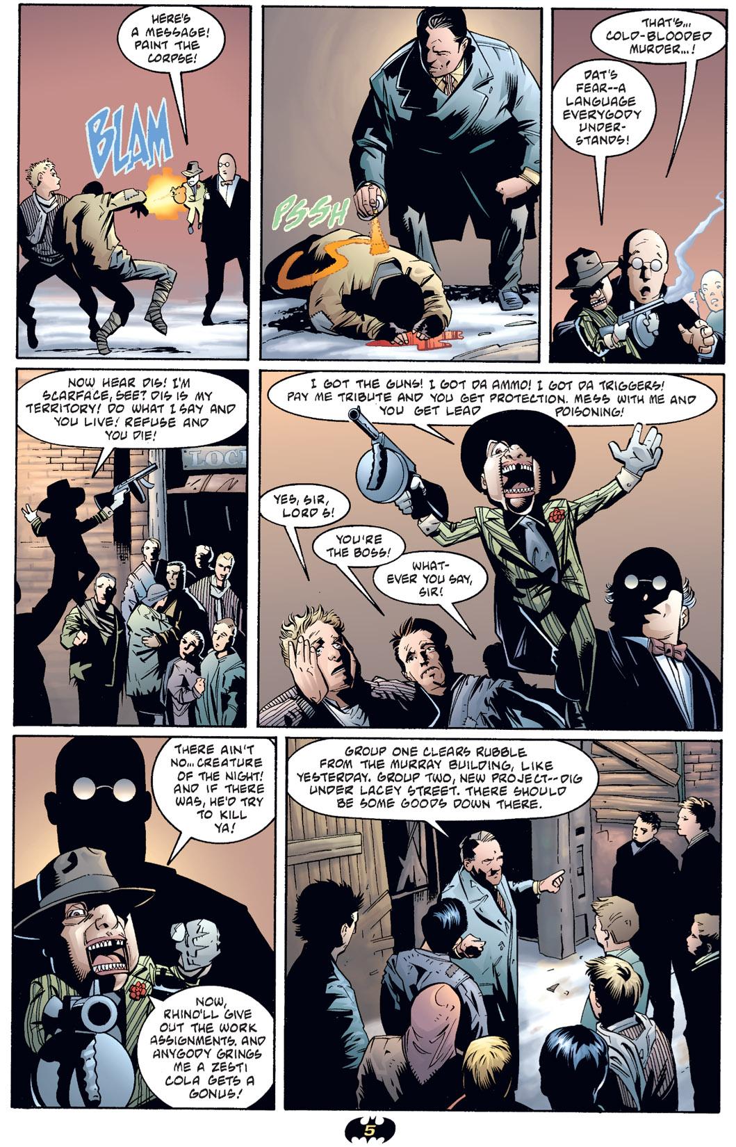Detective Comics (1937) 730 Page 5