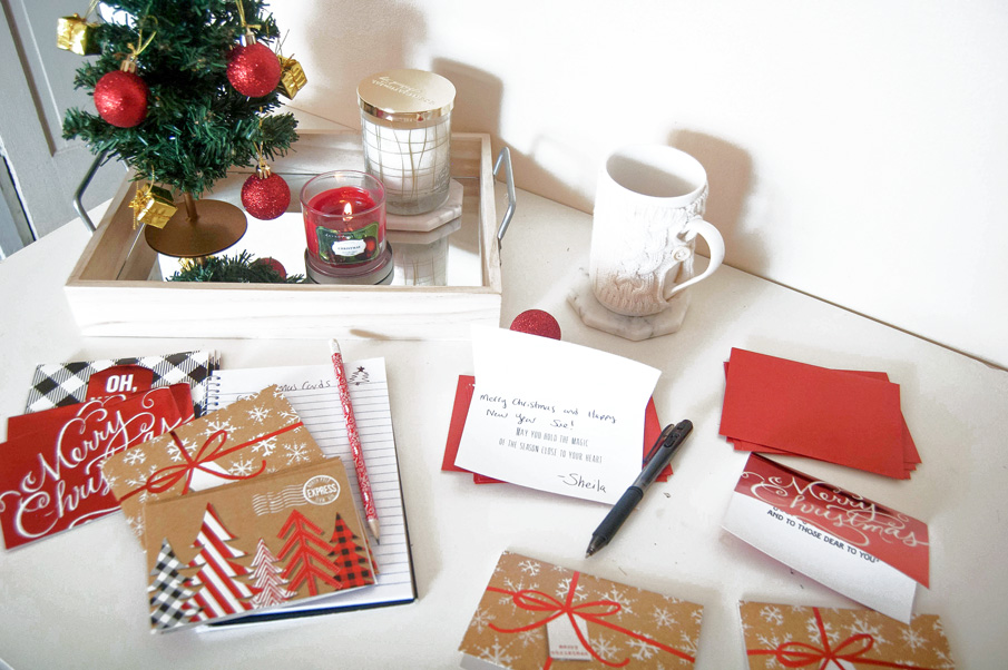 What to Write in Christmas Card